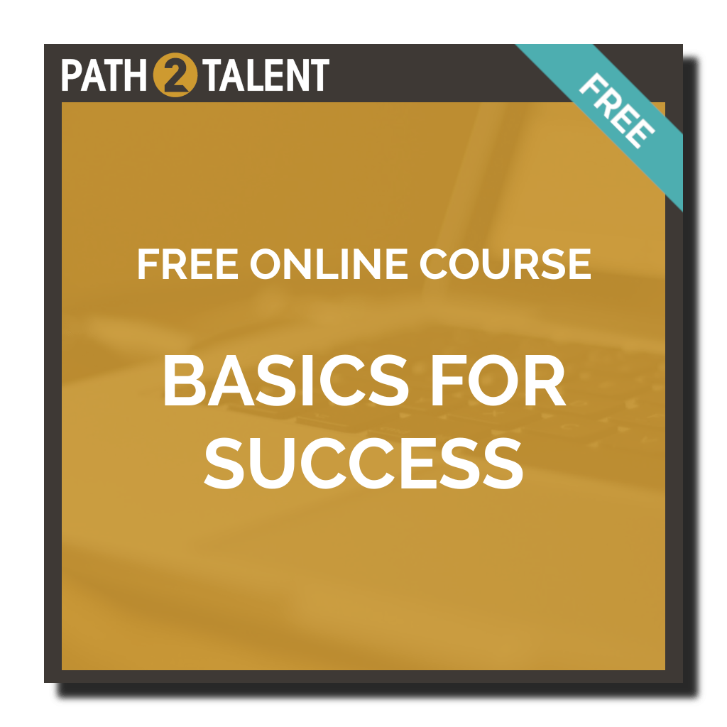Free Online Course: Basics for success